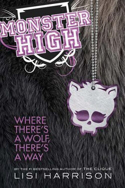Monster High Book 3