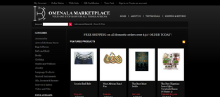 Omenala Marketplace dotcom