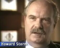 Howard storm