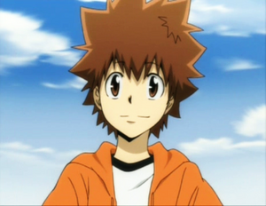 Tsuna in Cycle