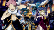 781px-Natsu, Lucy, and Happy running from Rune Knights