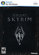 Skyrim gfw frontcover