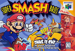 Super Smash Bros. (North America)