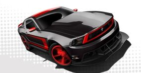 2012 Mustang Boss 302