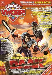 Vworp vworp 2 main cover