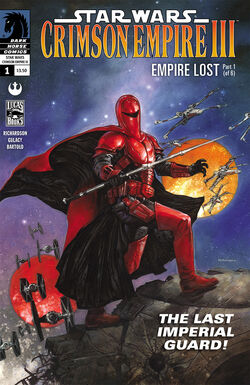 CrimsonEmpireIIIissue1of6withactualwordsonit