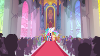 Celestia&#39;s victory ceremony S2E2