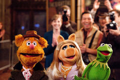 Kermit, Piggy, Fozzie