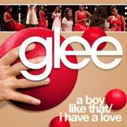 Glee - boy like that