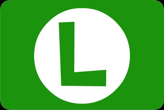 Luigi   Regenbogen-Yoshi Wiki   FANDOM powered by Wikia