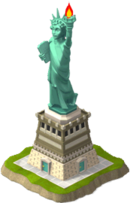 Statue of Liberty SW