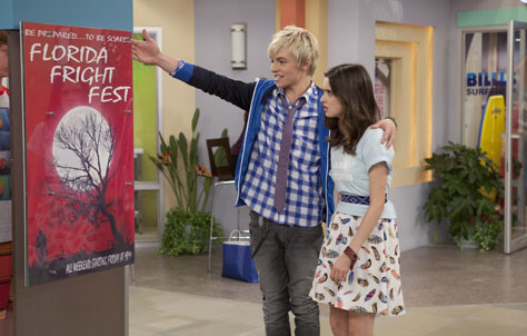 Austin and ally dating real life