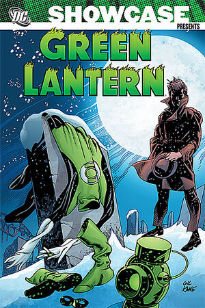 Cover for Showcase Presents: Green Lantern #4