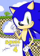 Sonic 4 fanart HYRO