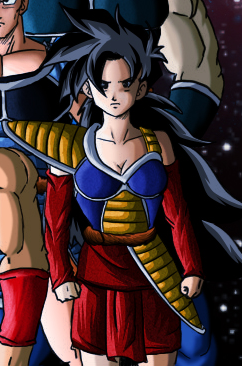 Hanasia (Universe 3) - Dragon Ball Multiverse Wiki