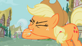 Applejack whistling S2E6.png
