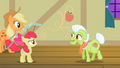 Granny Smith talks to Apple Bloom S2E06.png