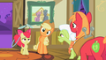 Apple Bloom looks exhausted S2E06.png