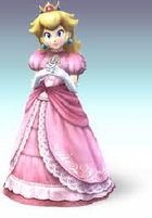 Peach - Nintendo All-Stars