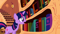 "Twilight Sparkle ""What was it?"" S2E6"