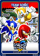 Sonic Heroes 15 Team Sonic