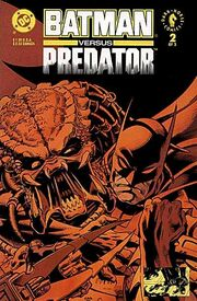 Batman versus Predator Vol 1 2A