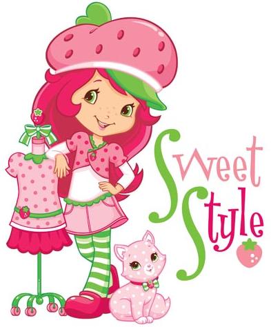 草莓蛋糕女孩,Strawberry Shortcake,草莓女孩,스트로베리 쇼트케이크,Emily Erdbeer,草莓娃娃,Cartoon,卡通