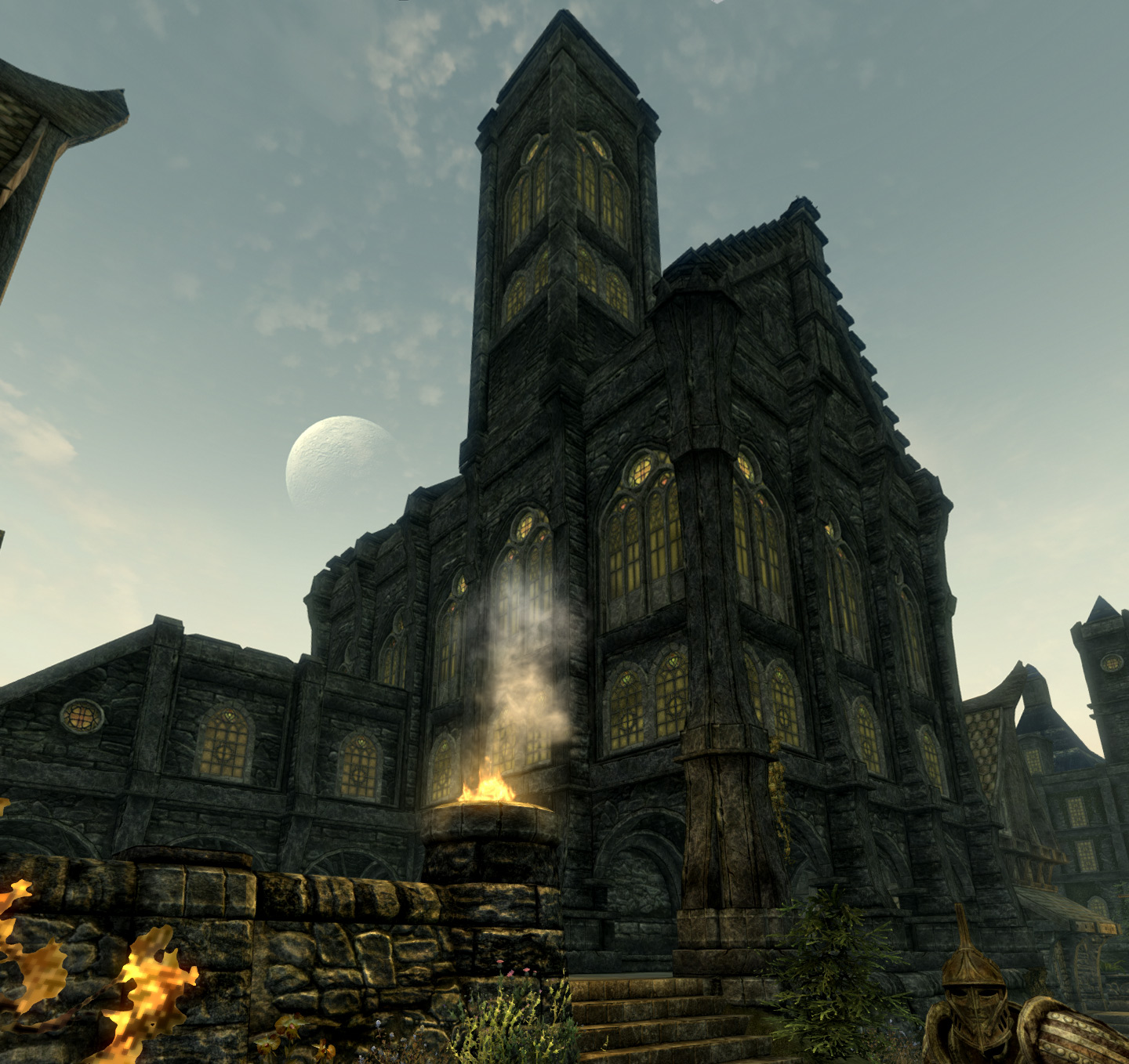 elder scrolls skyrim how to get a house in solitude