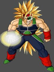 Bardock ssj3 best version by dragongoku