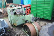 Greens motor roller at VV Shildon - IMG 0980