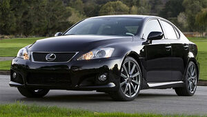 Lexus IS-F Obsidian