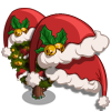 Giant Santa Hat Tree-icon
