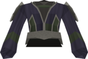 Blightleaf robe top detail