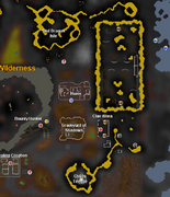 Clan Wars and Wilderness Volcano