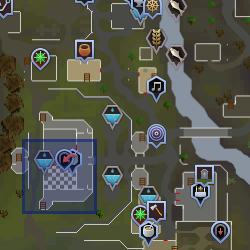 Cook (Lumbridge) location