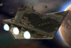 Imperial star destroyer Eaw 4