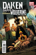 Daken Dark Wolverine Vol 1 17