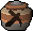 Decorated mining urn (full)