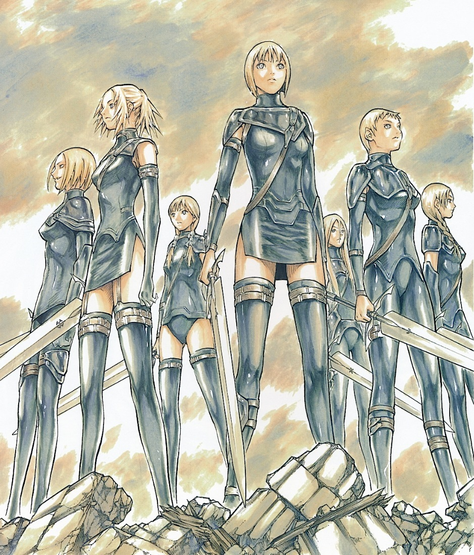 Ghosts - Claymore New ...