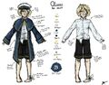 Oliver Concept Art