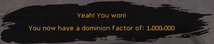 Dominion Factor Cap
