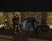 Fighting Draynor