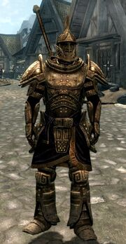 DwarvenArmor Skyriim