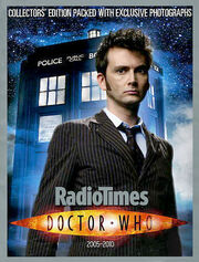 Radio times doctor who 20052010