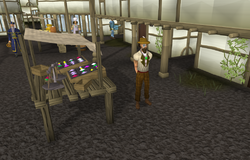 Ardougne Gem Stall