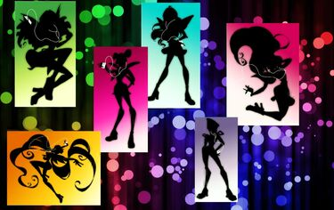 Winx Club Background