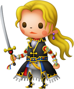 Theatrhythm Faris