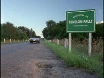 Fenelon falls welcome