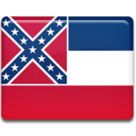 Mississippi-Flag-icon