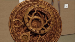 Cipher disk
